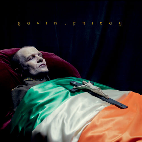 Gavin Friday - catholic - album sleeve