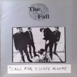 Gavin Friday - The Fall - Call For Escape Route (single)
