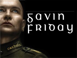Gavin Friday - Live in Gent, Belgium 2012
