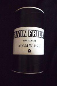 Gavin Friday - Adam n Eve promotional item: cherub figurine box