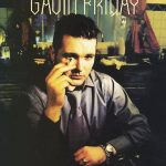Gavin Friday Shag Tobacco poster