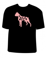 Gavin Friday merchandise T-shirt - Dog