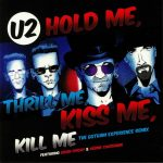 U2 - Hold Me, Thrill Me, Kiss Me, Kill Me - sleeve